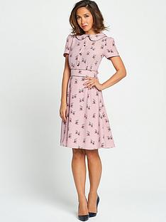 myleene-klass-flamingo-tea-dress