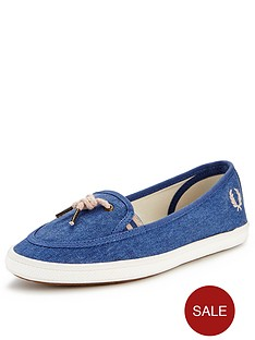 fred-perry-lott-canvas-shoes