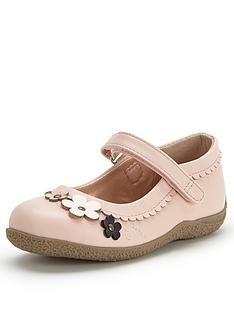 ladybird-victoria-younger-girls-comfort-flower-shoes