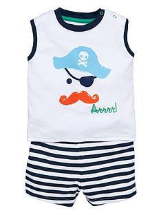 ladybird-baby-boys-pirate-print-t-shirt-and-shorts-set-2-piece