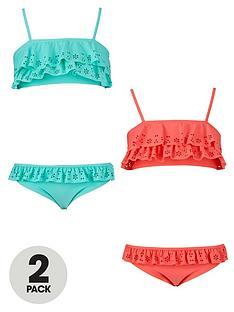 freespirit-girls-laser-cut-bikinis-2-pack
