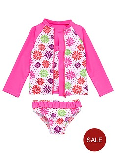 ladybird-girls-floral-swim-set-3-piece