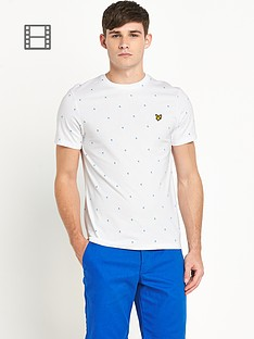 lyle-scott-mens-micro-split-square-t-shirt