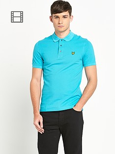 lyle-scott-mens-pique-polo-shirt