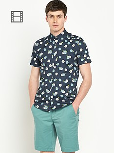 ted-baker-mens-short-sleeve-floral-print-shirt