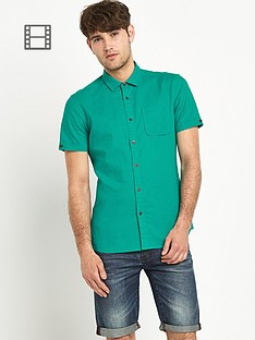 goodsouls-mens-short-sleeve-linen-mix-shirt