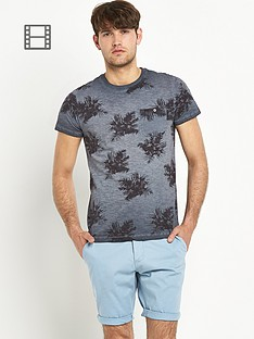 goodsouls-mens-oil-wash-floral-printed-t-shirt