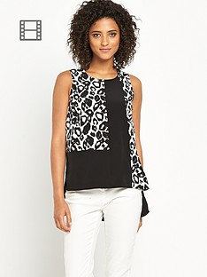 definitions-animal-colourblock-top