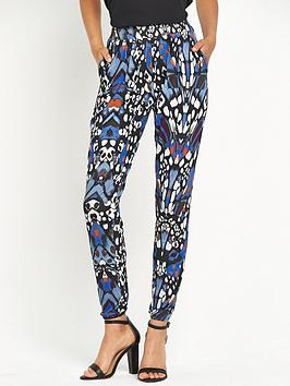 Definitions Printed Trousers
