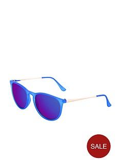 paint-pot-clubmaster-style-sunglasses-blue