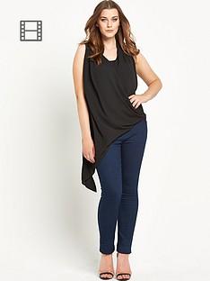 so-fabulous-asymetric-sleeveless-wrap-blouse