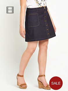 so-fabulous-button-through-a-line-denim-skirt