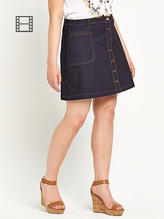 so-fabulous-button-through-a-line-denim-skirt