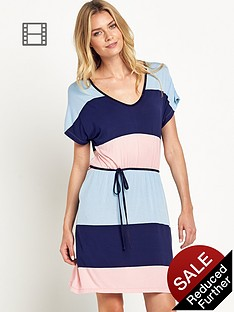 oasis-beachcomber-stripe-dress
