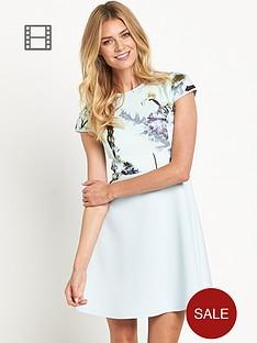 ted-baker-torchlit-floral-skater-dress