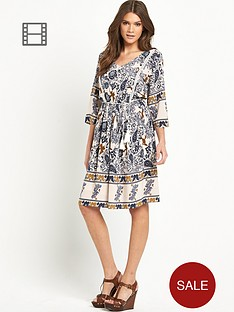 vila-vilin-print-dress