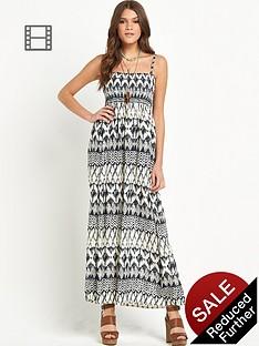 vero-moda-vm-mindi-smock-maxi-dress