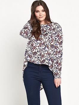 Alice & You Curve Paisley Blouse