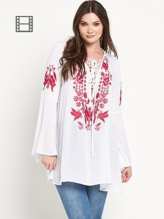 alice-you-curve-embroidered-tunic