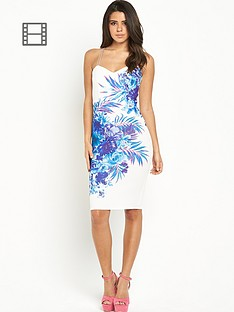 lipsy-palm-ladder-cami-dress