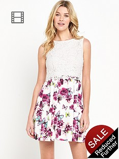 south-floral-crochet-double-layer-dress