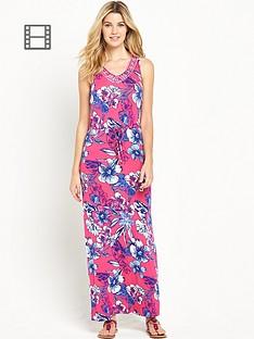 south-floral-channel-maxi-dress