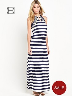 south-petite-printed-halter-maxi-dress