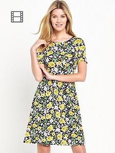 south-floral-jersey-skater-dress