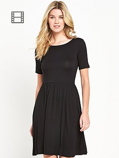 south-petite-jersey-skater-dress