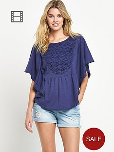 south-crochet-trim-komono-sleeved-top