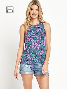 south-printed-pintuck-vest-top