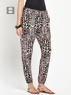 south-petite-printed-cuff-trousers