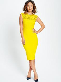 myleene-klass-lace-top-dress