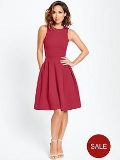 myleene-klass-cut-out-back-dress