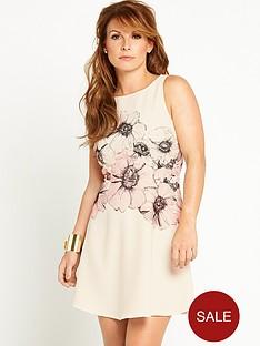 coleen-floral-waist-dress