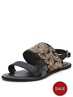 shoe-box-rosie-embellished-sandals-black