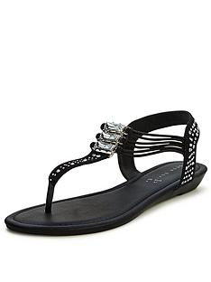 shoe-box-pixie-embellished-low-wedge-sandals-black