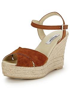 dune-koopa-suede-espadrille-wedge-sandals