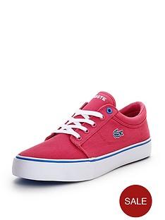 lacoste-vaultstar-junior-lace-shoes
