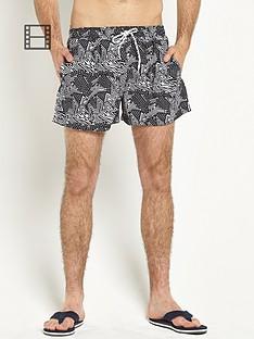goodsouls-mens-aztec-print-shorts