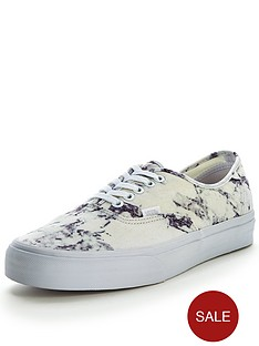 vans-authentic-marble-mens-trainers