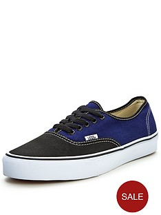 vans-authentic-2-tone-mens-trainers