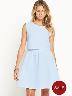 love-label-2-in-1-jacquard-dress