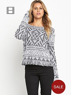 love-label-jacquard-fringe-hem-jumper