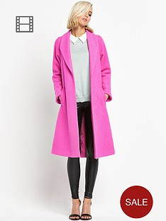 love-label-swing-coat
