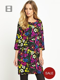 definitions-petite-printed-tunic