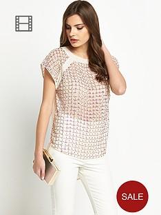 definitions-embellished-cowl-back-blouse