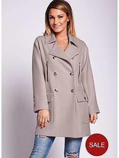 samantha-faiers-double-breasted-pea-coat