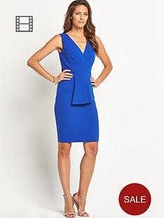 savoir-frill-peplum-dress
