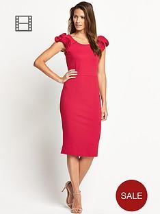 savoir-frill-sleeve-dress